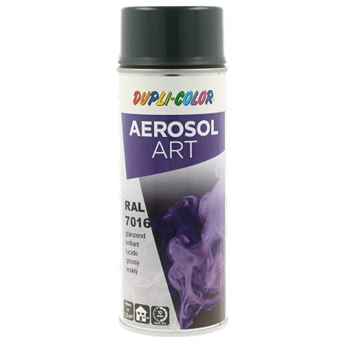 DUPLI-COLOR 741289 AEROSOL ART RAL 7016 anthrazitgrau glänzend 400 ml