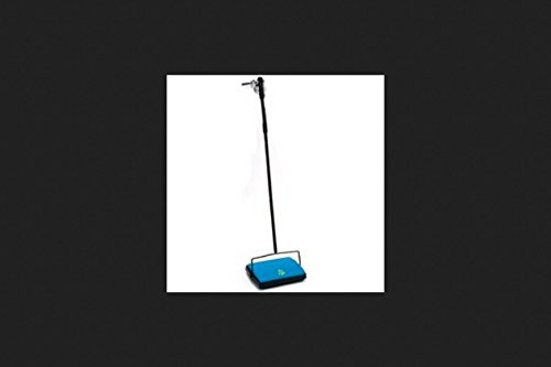 Product Image of the Bissell Sweep-Up Cordless Sweeper model 21012, blue