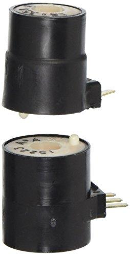 Whirlpool 279834 Dryer Gas Valve Ignition Solenoid Kit, black