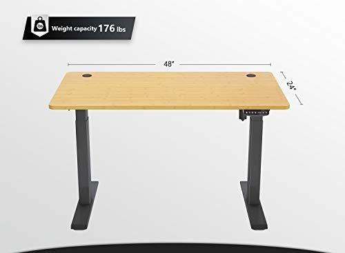Fezibo Height Adjustable Desk