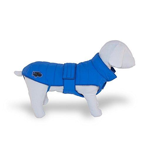 Fussdog Couette caldoso Bleu capottini et vêtements, Multicolore, Unique