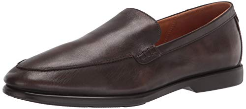 ECCO Mens Citytray Lite Slip-on Loafer, Cocoa Brown Smooth, 9-9.5 US