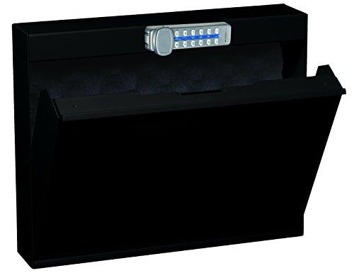 Datum Storage Intellerum LapTop Locker with Digital Lock, Black