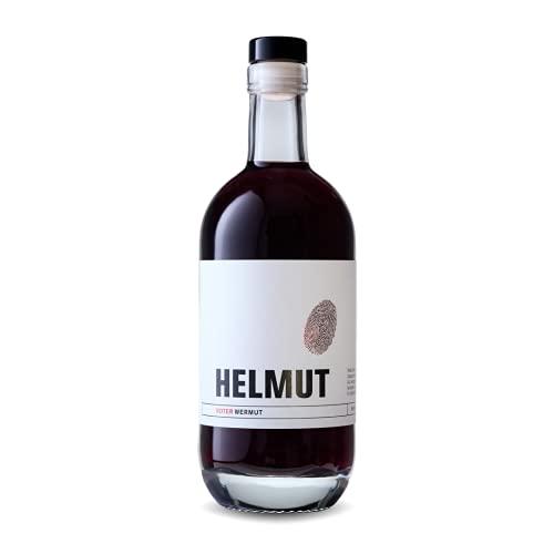 HELMUT - Deutscher Premium Vermouth, handgefertigt in Hamburg. (Rot)