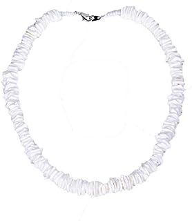 BlueRica Hawaiian Puka Chip Shells Necklace
