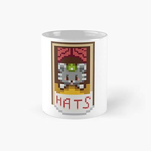Hat Mouse Classic Mug - 11 Ounce For Coffee, Tea, Chocolate...