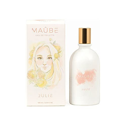 Bigbuy S0583491 Agua de Colonia Julie Maûbe, Vaporizador, 100 ml