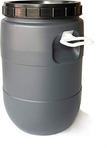 Bidón alimentario Pvc 30 litros Rosca y asas