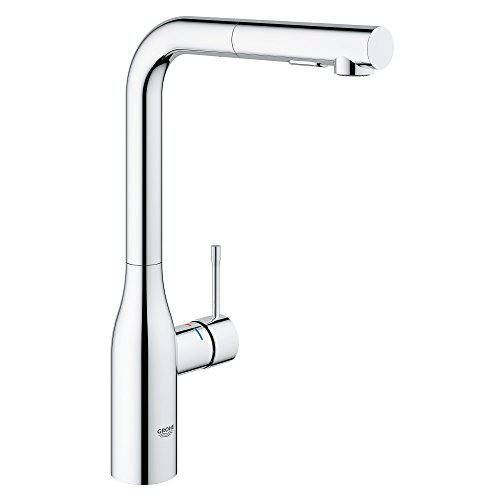 grohe kitchen faucet in chrome - 6