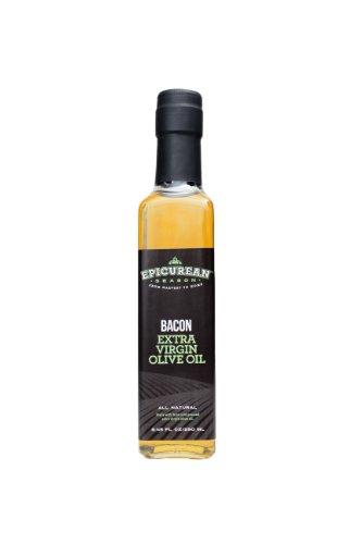 Epicurean Season, Oil Olive Extra Virgin Bacon, 250 mL