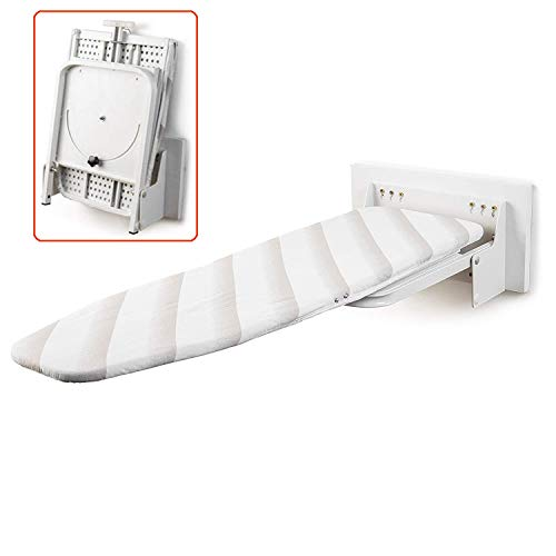 professional uyoyous The wall ironing board is a hidden space for the ironing board that folds 180 degrees on the wall …