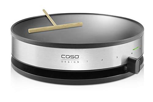 Caso 2930 CM 1300 Design Crepes Maker mit extra großer Bratfläche, Durchmesser 33 cm, 1300 W