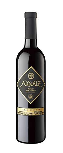 Viña Arnáiz Gran Reserva - Vino Tinto D.O Ribera del Duero, 1 Botella x 750 ml