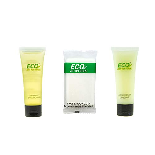 ECO Amenities Hotel Bathroom Guest Toiletries