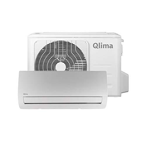 Qlima climatizador fijo inverter aire acondicionado deshumidificador calefacción