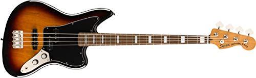 Squier by Fender Classic Vibe Jaguar Bass - Diapasón Laurel - 3 colores Sunburst
