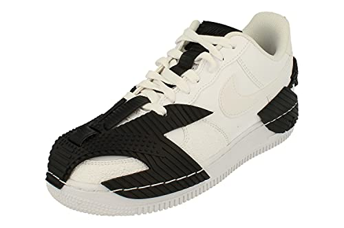Nike NDSTRKT AF1 Hombre Trainers CZ3596 Sneakers Zapatos (UK 7 US 8 EU 41, White White Black 100)