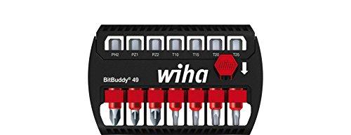 Wiha Bit Set BitBuddy® MaxxTor 49er gemischt 7-tlg. 1/4