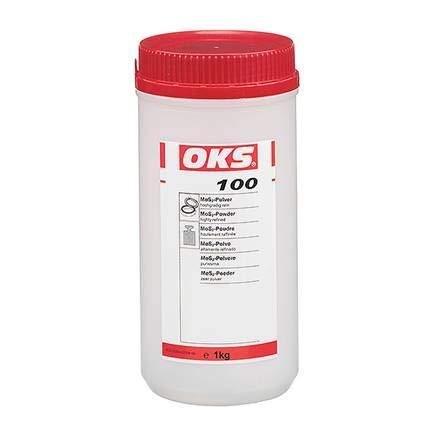 OKS 100, MoS2-Pulver hochgradig rein - 1 kg Dose Beschreibung:OKS 100, MoS2-Pulver hochgradig rein