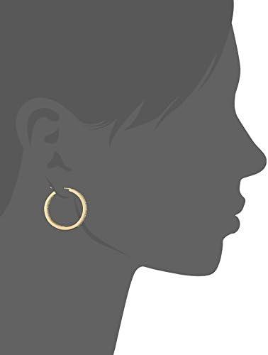 100mm hoop earrings _image4