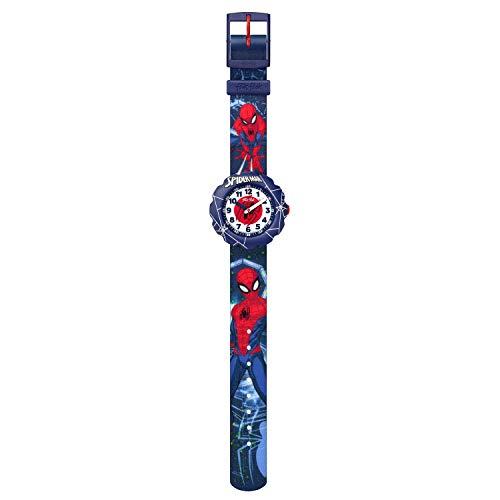 Flik Flak reloj Spider-Man in Action flsp012