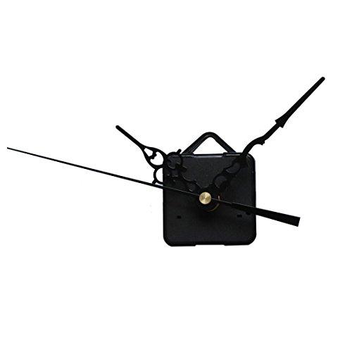 Hunpta Quarzuhrwerk für Bastler, Uhrwerk, Zeiger, Reparatur-Werkzeugset, B