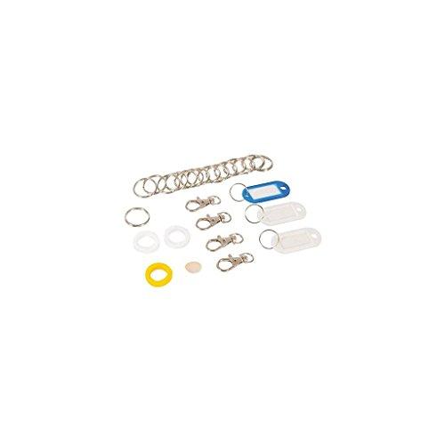 Silverline 305420 Kits d'accessoires pour clés, 26 pcs 26 pcs