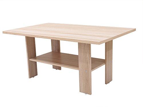 Tavolino swithome byhome decorazione quercia
