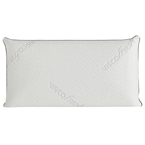 Lanovenanube Almohada VISCO Fresh - Medida 135 cm