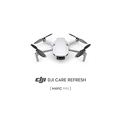 DJI Mavic Mini - Care Refresh Extended Warranty, Up to 2 Replacements, Activation within 24 Hours, Valid for 12 Months, Non-Renewable