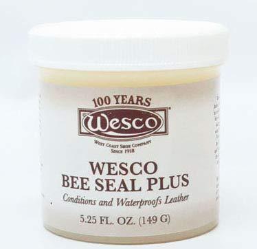 WESCO(ウエスコ) 純正レザーオイル Bee Seal Plus ビーシールプラス 5.25oz 149g 5.25oz 半固体