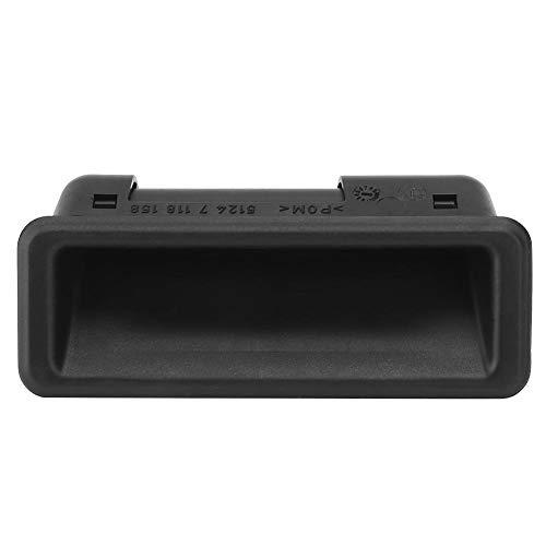 Interruptor del portón trasero, Interruptor de liberación de la manija del maletero del automóvil Para E60 E61 E82 E88 E90 E91 E92 E93 OE: 7118158