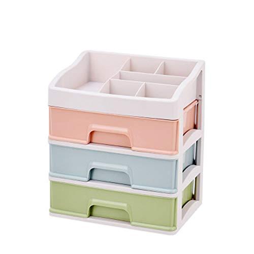 XUENI Cosmetische Ontvangst Box Transparante Lade Desktop Ontvangst Frame Dressing Tafel Cosmetische Box Huidverzorging Producten Plaatsing Plank Desktop Sieraden Ontvangst Box Plaatsing