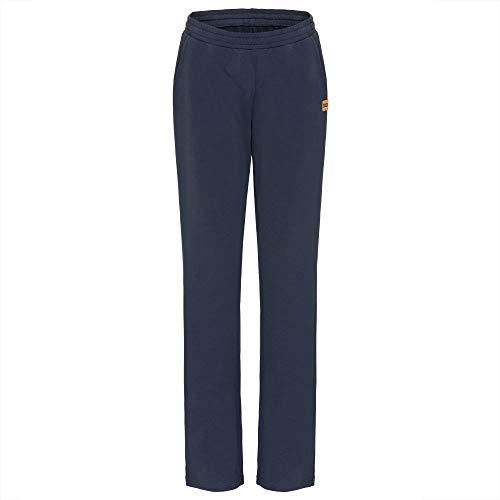 TAO Couletto Sportswear dames lange vrijetijdsbroek van biologisch katoen (KBA), GOTS-gecertificeerd Heidi
