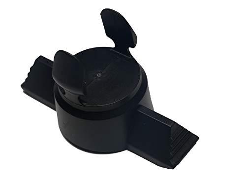 Westfalia Verschluss-Stopfen 913183630121 für abnehmbare Anhängerkupplung (nicht universell einsetzbar) - Schutz vor Wasser und Schmutz bei Nicht-Gebrauch der AHK