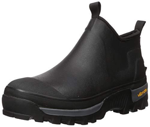 Western Chief Men's WC Neoprene Ankle Boot Rain, Black, 12 M US