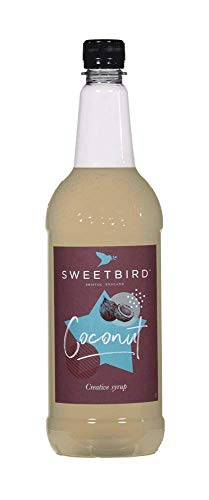 Sweetbird Coconut Syrup 1 Litre
