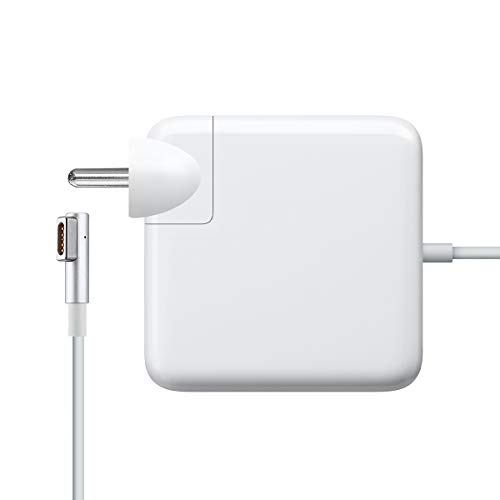 Artis AR-MAC-60W-MG1 100-240V Laptop Adapter for Apple Macbook/MacBook Pro (White)
