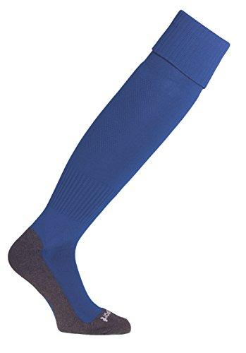 uhlsport Kinder Herren Stutzenstrumpf Team Pro Essential Stutzenstrumpf, azurblau, 33-36, 100330211