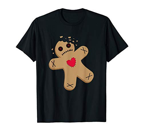 Gingerbread Valentine's Day Shirt Funny Cute Heart Love Tee