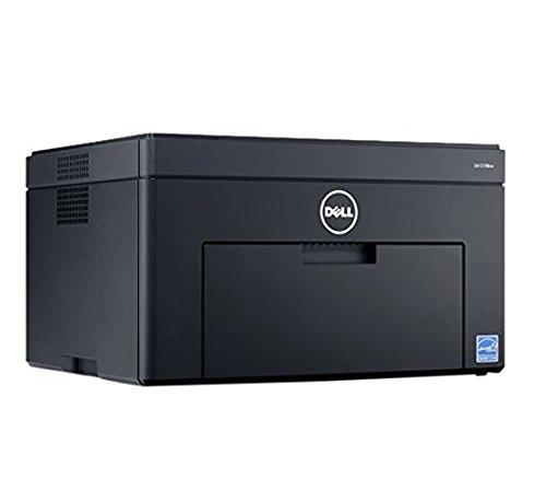 2QQ3655 - Dell C1660W LED Printer - Color - 600 x 600 dpi Print - Plain Paper Print - Desktop