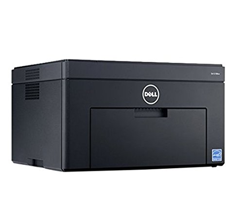 Dell C1765NW LED Printer - Color - 1200 dpi Print - Plain Paper Print - Desktop C1760NW CLR LASER 15/12PPM WL SFP 15 ppm Mono / 12 ppm Color Print - 160 sheets Input - Manual Duplex Print - LCD - Fast Ethernet - Wi-Fi - USB