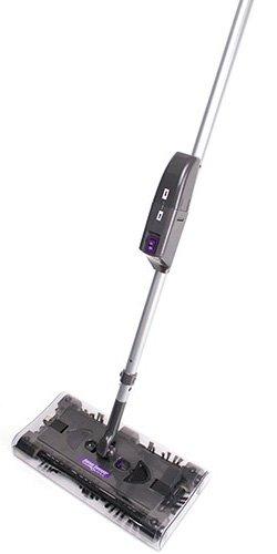 MEDIASHOPPING Scopa Ruotante Max senza Sacco 7.4 Volt Colore Nero