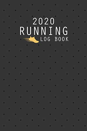 Running Log Book: The Complete 365 Day Runner's Day by Day Log Monthly Calendar Planner | Race Bucket List | Race Record | Daily and Weekly Runner ... Book Diary | Run Workouts Journal Notebook