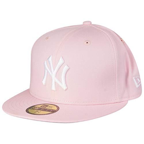 New Era 59Fifty Gorra Ajustada - MLB New York Yankees rosa,...