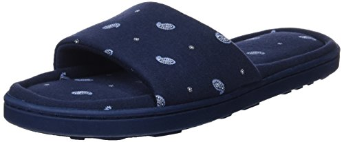 Women'S Secret Da1-Navy Band Slprs, Zapatillas De Estar Por Casa Para Mujer, Azul (Azul 13), S