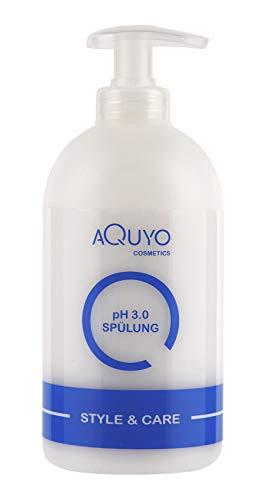 Style & Care Haarspülung zur Haarpflege für normales, gefärbtes und geschädigtes Haar (500ml) | Conditioner für seidigen Glanz, Geschmeidigkeit und bessere Kämmbarkeit |...