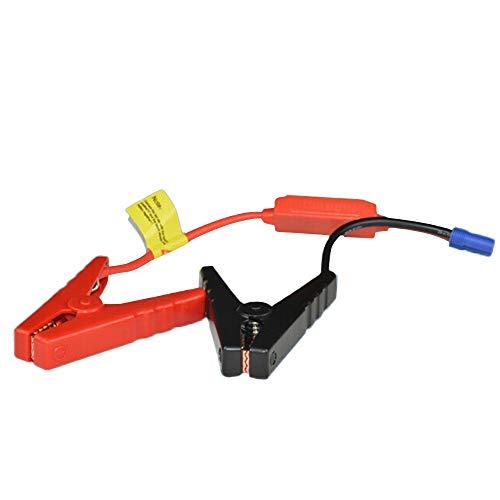 Batería de arranque de salto de automóvil Banco de energía de la batería de la batería de emergencia Pinzas de cable de plomo Clip Anti-retroc de retroceso Terreno de inicio Camiones de automóvil Acce
