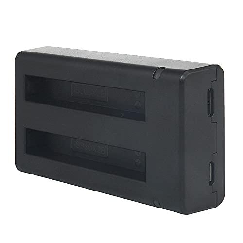 Pmandgk Cargador de BateríA de Doble Canal para BateríA Insta 360 One X2,...