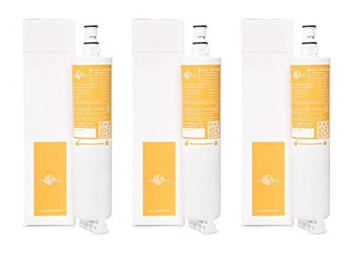 3x Seltino SWP-508 service - waterfilter voor Whirlpool, Ariston, Smeg, Bauknecht koelkast. Vervanging voor SBS002, 4396508